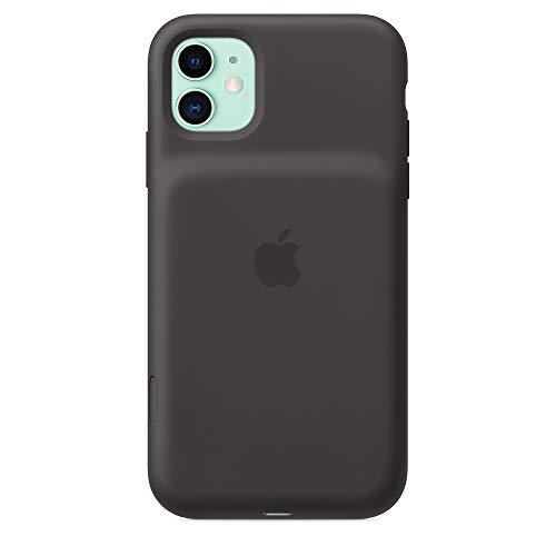 Apple Smart Battery Case mit kabellosem Laden (für iPhone 11) - Schwarz - 6.1 Zoll