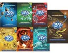 The 39 Clues Set (Books 1 - 7): The Maze of Bones, One False Note, The Sword Thief, Beyond the Grave, The Black Circle, In Too Deep, & The Viper's Nest