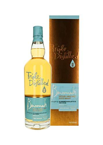 Benromach Triple Distilled mit Geschenkverpackung 2009 (1 x 0.7 l)