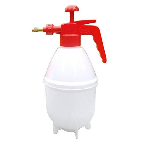 Second Sunny 1500 ml Pump Action Drucksprüher - Bremsenreiniger-Sprühflasche Pump Action Hochleistungs-Drucksprüher mit 1,5 l Lösungsmitteldruck,0.8L