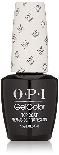 OPI Gel Color Top Coat Esmalte De Uñas - 15 ml.