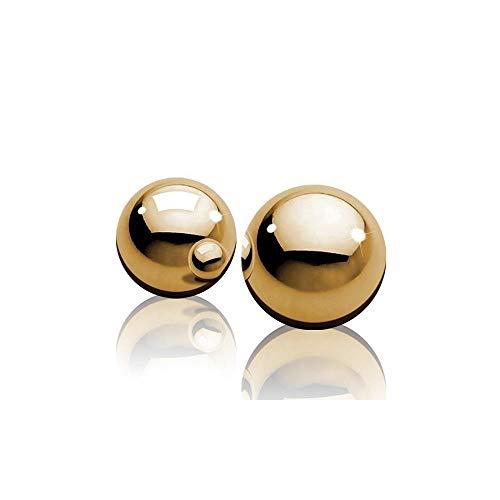 Bolinhas Dourada Para Pompoar Ben Wa Pompoarismo Gold Balls