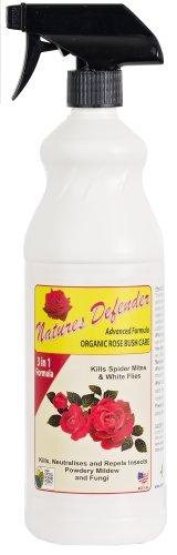 Natures Defender Plant Spray 1000ml Eliminates Spider Mites, Aphids & White Flies. Neutralises &...
