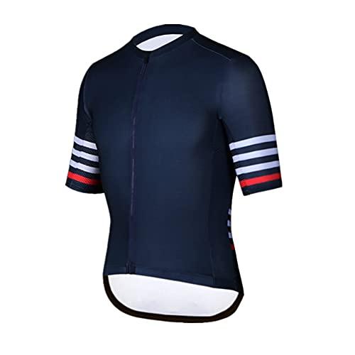 N\P Camiseta de ciclismo de manga corta ligera y pantalones cortos altos