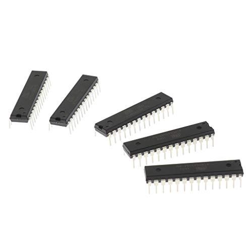 ATMEGA8-PU PDIP-28 Atmel 8-Bit bis 16MHz 23-I//O Mikrocontroller für Arduino