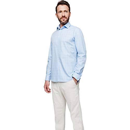 Arrow Herren Business-Hemd Gr. Kragenweite: 39, himmelblau