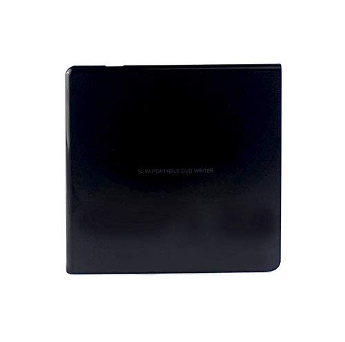 LG GP55EX70 Unidad de Disco óptico Portátil Lector Grabador Quemador Reproductor de DVD/CD Externo…