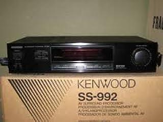 Kenwood Ss-992 Av Surround Processor in Box