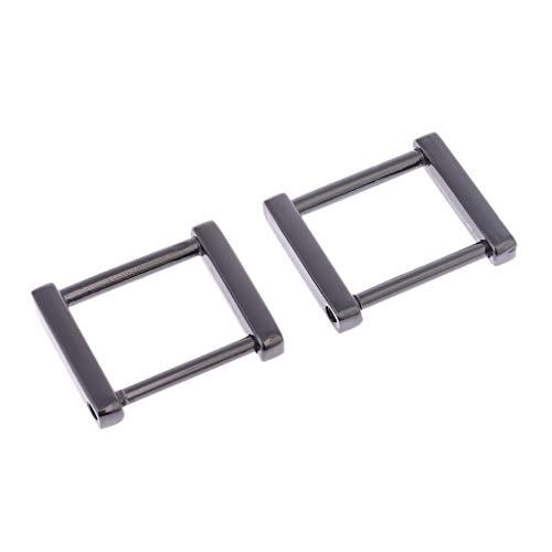 Haptian 2 stks Metalen tas Handvat Connector Voor DIY Handtas Crossbody Schoudertas Accessoires