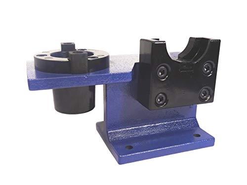 Montageblock für SK40 Aufnahmen DIN 69871 Montagevorrichtung 205 x 98,5 x 128