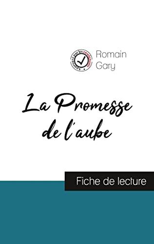 La Promesse de l'aube de Romain Gary (fiche de lecture et analyse complète de l'oeuvre)