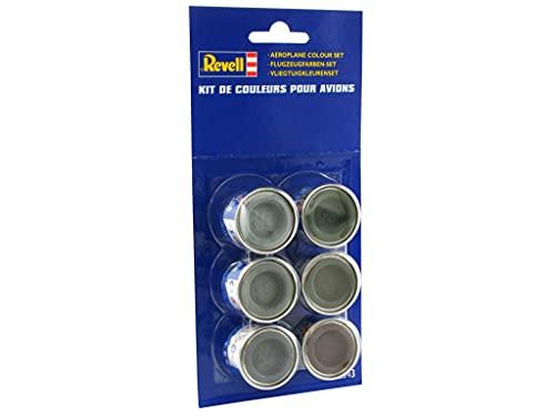 Revell - 32343 - Accessoire Pour Maquette - Couleurs Avions 6 Pots