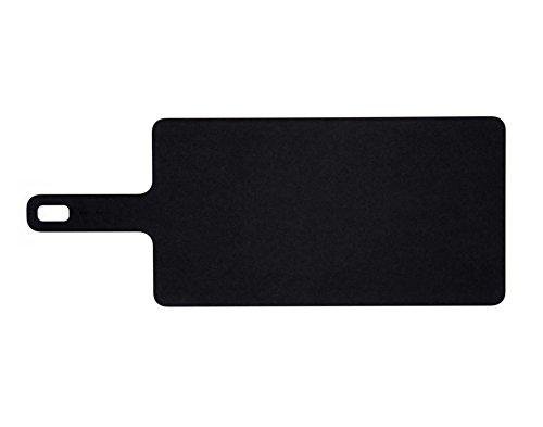 Epicurean Handy Series skär- och skärbräda, komprimerad träkomposit svart skiffer, 35 x 17,5 x 0,5 cm