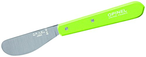 Opinel Spread Knife, Table Knife, Multi-Coloured, One Size