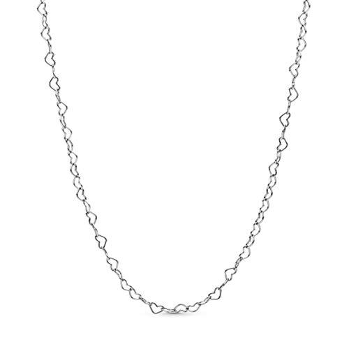 PANDORA Collana con ciondolo Donna argento - 397961-60