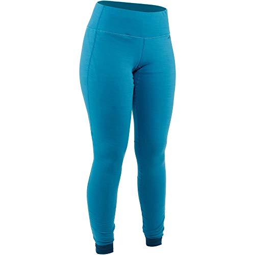 NRS Women's H2Core Expedition Weight Pant-Fjord-L