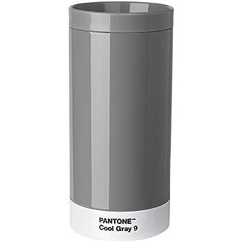 500 ml Plastic Grey 2 C One Size Cool Gray 9 Water Bottle Tritan Copenhagen design Pantone Drinking
