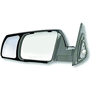 K Source 81300 Snap-On Towing Mirrors for Select Toyota Models (08-19)