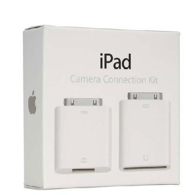 Kit ufficiale Apple iPad Camera Connection MAI MC531ZM / A NUOVO USATO originale