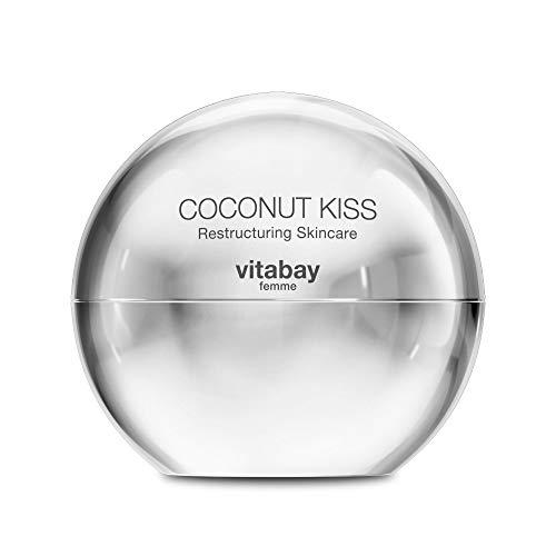 Vitabay Coconut Kiss 50 ml • Frischekick für trockene Haut • Ideal nach Sonnenbad & trockener Heizungsluft