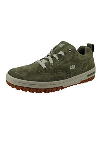 CATERPILLAR Herren Sneakers DECADE, Burnt Olive, 44 EU