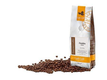 Kaffee - Zambia AAA in 1 kg Tüte, ganze Bohne