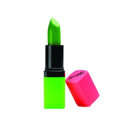 Barry M Genie Lippenstift, magischer Farbwechsel Green to Pink, 1er Pack