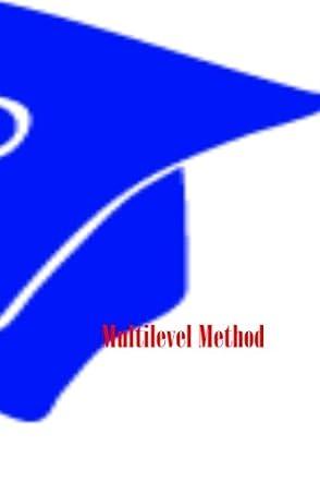 Multilevel Method