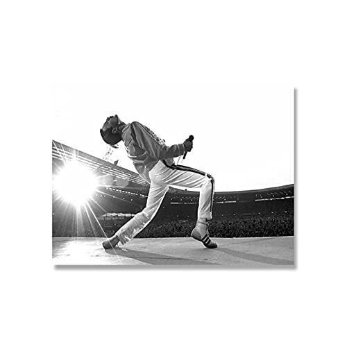 Cuadro Freddie Mercury  marca