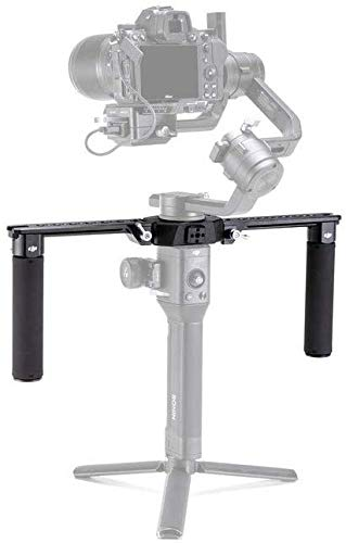 DJI Ronin-S Part 25 Switch Grip Dual Handle - Soporte de Cámara, Empuñadura de Cámara, Asa de Cámara, Ajustable, Accesorio Ronin-S
