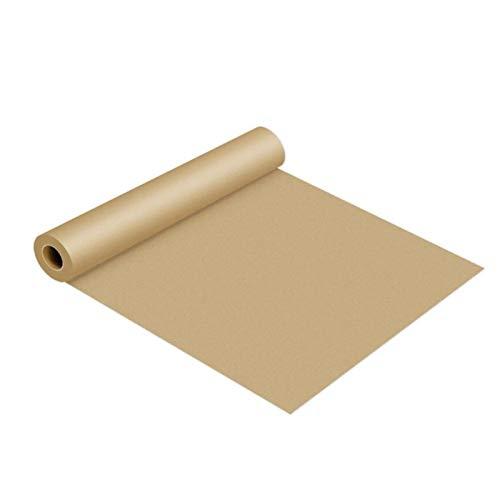 R&P Backpapier zum Kochen, Backen, Grillen, Kann geschnitten Werden 0.44 * 52 m