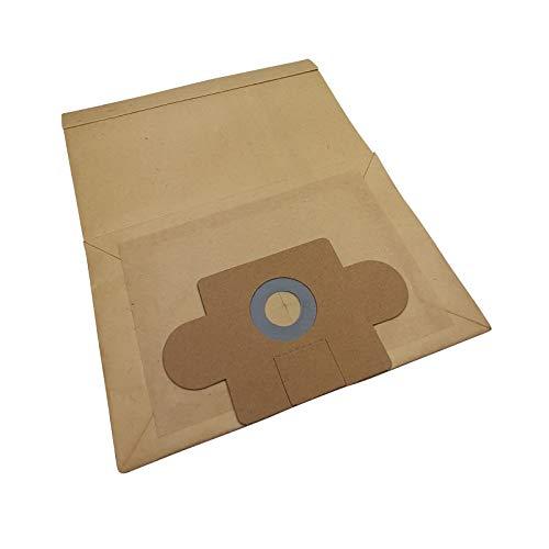 Reinica 10 Papier Staubsaugerbeutel für Sorma SM 125 Saugerbeutel Staubbeutel Filtertüten Beutel Papierbeutel