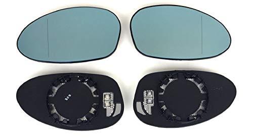 Spiegel Spiegelglas links Pro!Carpentis kompatibel mit 5er F07//F10//F11 ab Baujahr 10//2009 beheizbar f/ür Aussenspiegel elektrisch verstellbar geeignet