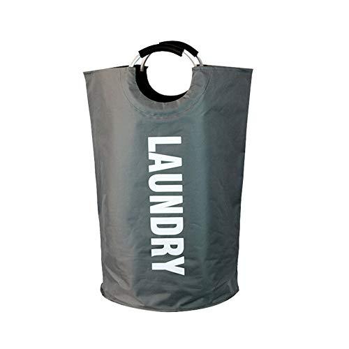Sarpico 28x15 Inch Laundry Basket Foldable Durable Waterproof Laundry Bag Garment Bag Travel Shopping Bag