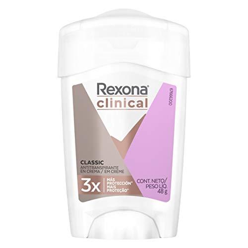 Desodorante Antitranspirante Rexona Clinical Classic 48g