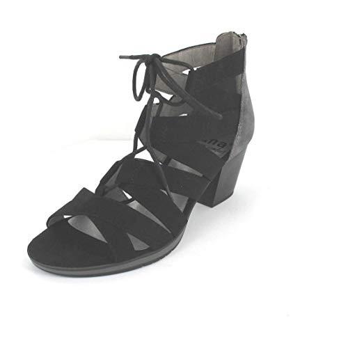 Jana Sandalette Black Größe 41, Farbe: Black