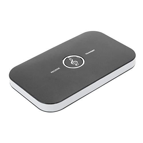 Cuifati Transmisor y Receptor Bluetooth Convertidor de Audio estéreo inalámbrico Transmisor Bluetooth 5.0 Receptor Transmisor Bluetooth para TV/Sistema de Sonido doméstico