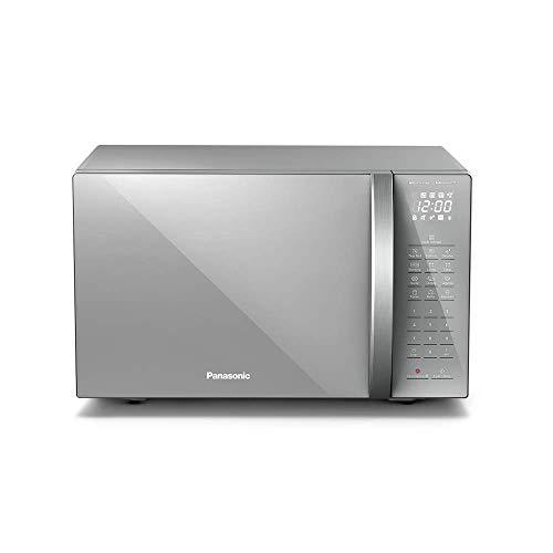 Micro-ondas Panasonic NN-ST67LSRUK 34 Litros, Inox, 220V