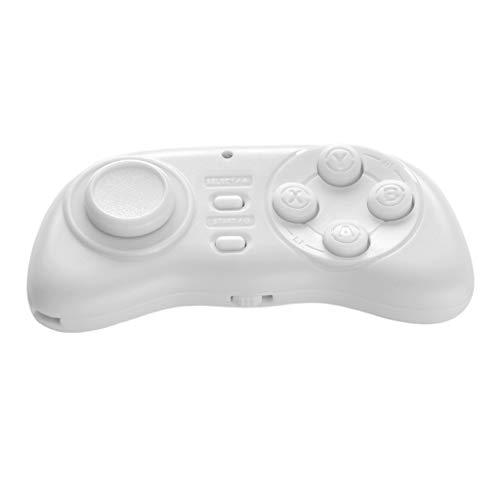Gazechimp PL-608 Gamepad Smartphone Joystick Y Obturador Remoto para Android - Blanco