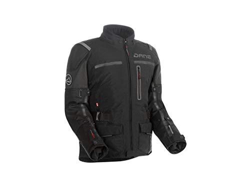 Dane HOLSTED XPR-Tex® 3-Layer Motorradjacke Farbe schwarz, Größe 54