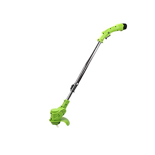 Lowest Prices! REWD Cordless Strimmer with 3000mAh Battery Electric Home Grass Trimmer Telescopic Li...