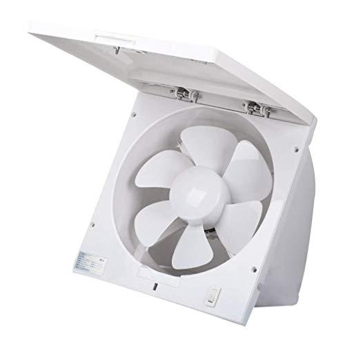 Afzuigventilator, geluidsarm, afzuigkap, afzuigkap van 10 inch, voor keuken, badkamer, huishouden, ventilator