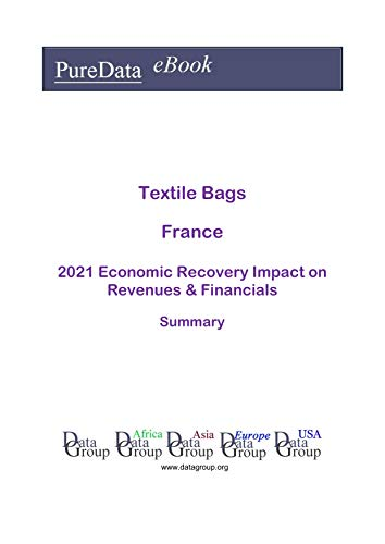 Textile Bags France Summary: 2021 Economic Recovery Impact on Revenues & Financials (English Edition)