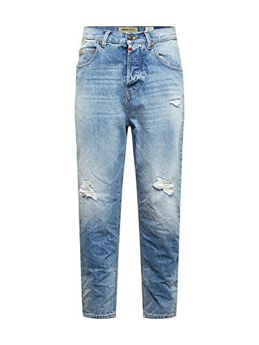 Tigha Herren Jeans oni Blue Denim 31