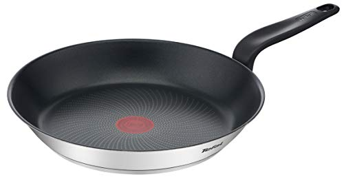 Tefal Primary E3090404 Premium Stainless Steel, Healthy Non-Stick Coating, Induction, Grill
