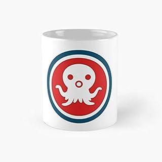 gocontigo - Octonauts Logo Mug 11 Oz White Ceramic