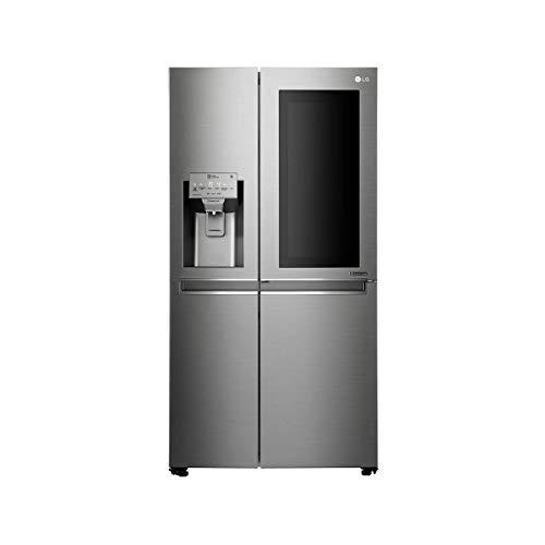 LG GSK6676SC Réfrigérateur indépendant 601L A++ en acier inoxydable