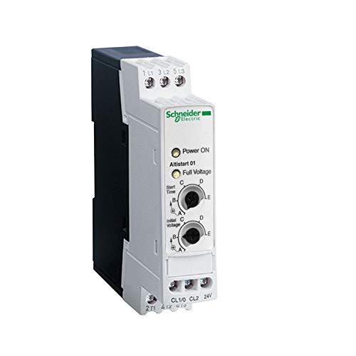Schneider Electric ATS01N232QN Unidad arranque suave-parada suave ATS-01, 15 kW - 32 A - 380-415 V 3 fases