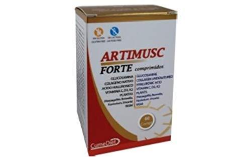Artimusc Forte 60 comprimidos de Cumediet