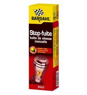 Bardahl Bardahl 1756 Lot de 10 boîtes de vitesses manuelles anti-fuite 300 ml
